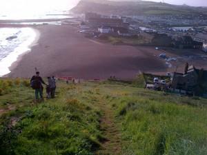 View over West Dorset